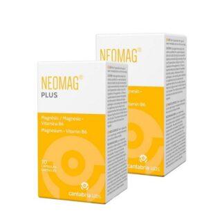 Neomag Plus 2x30 Cápsulas