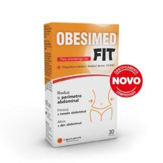 Obesimed Fité um dispositivo médico destinado a reduzir a circunferência do abdómen e a tensão abdominal.