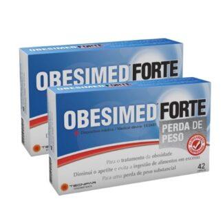 Obesimed Forte 2x42 Cápsulas