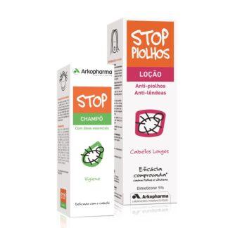 Arkopharma Stop Piolhos Kit Loção + Champô