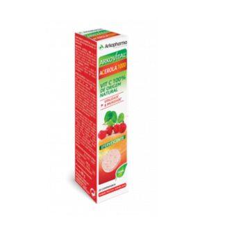 Arkovital Acerola 1000mg 20 Comprimidos Efervescentes